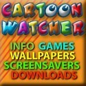 Cartoon Watcher - Download wallpaper, color pages, cartoon games and more